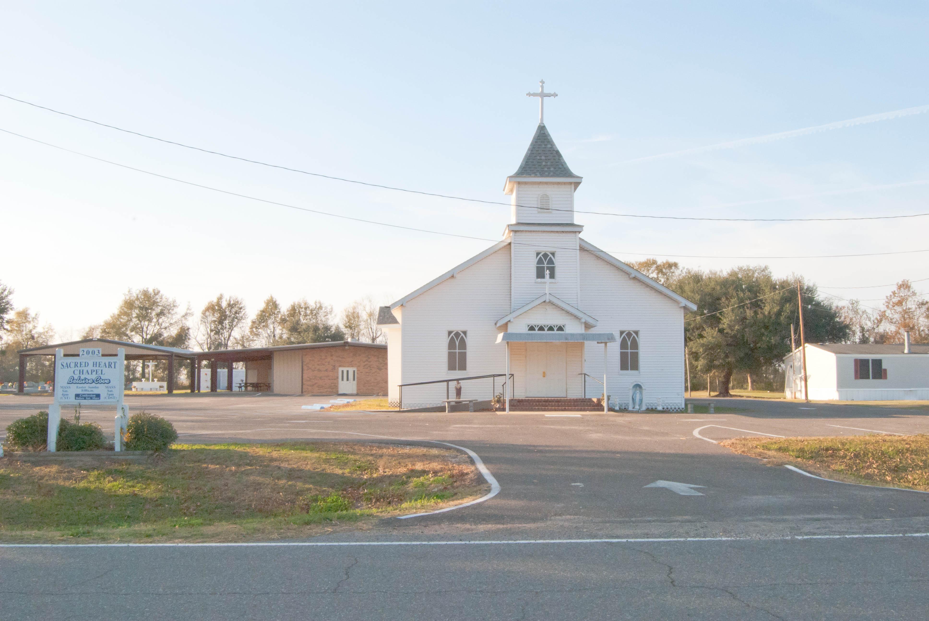 Sacred Heart Chapel, Belaire Cove